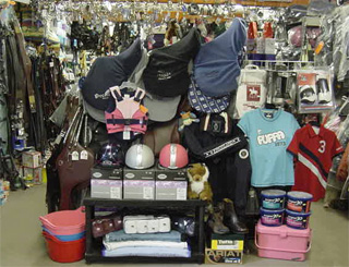 Saddlery Shop for Horse Clothing, Horse Tack and Horse Saddles