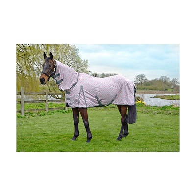 Hy-Mesh Combo Butterfly Print Fly Rug