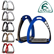 Acavello Arena AluPro Safety Stirrup