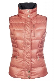 HKM Cavallino Marino Siena Quilted Riding Gilet