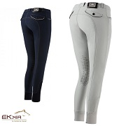 Equitheme Ladies Verona Breech with Silicone knee