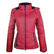 HKM Hickstead Childrens Quilted jacket