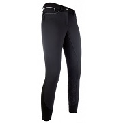 HKM Softshell riding breeches -Style- silicone ful