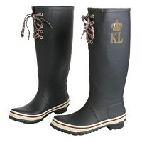Kingsland Elise Wellingtons with Laces
