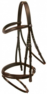 Schockemohle Glasgow Flash Bridle