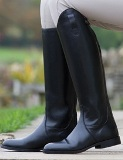 Shires Norfolk Long Leather Boots